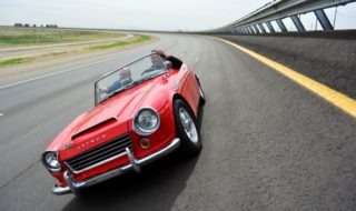 1967 Datsun Roadster Lost and Found for 37,000 Miles