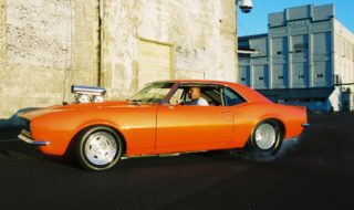 Agent Orange – Stuffed and Huffed 1968 Camaro