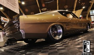 45 Pictures of Poteet&#8217;s One of a Kinda 1969 Ford Torino Talladega