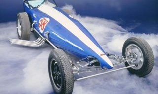Europe's First Dragster – The Allard Chrysler Dragster