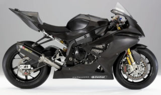 It's Official: BMW Superbike