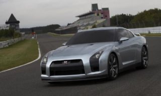 Nissan GT-R is Almost Here