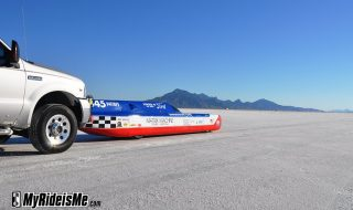 Bonneville Speed Week 2010 Baddest Race Cars #2