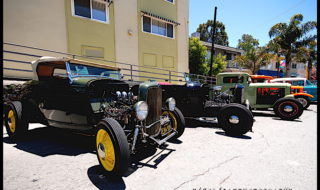 Capitola Rod and Custom Classic Pictures
