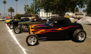 First Look: 2010 LA Roadster Show
