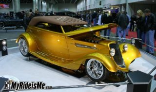2010 Ridler Winner Announced: Gold Digger