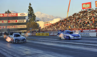 Team Force Break's Hagen's Heart in Pomona Again!