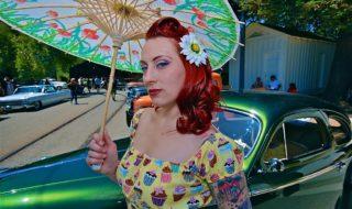 2011 Strangers Car Show – Family Fiesta