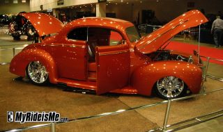 2011 Detroit Autorama: You Choose the Ridler