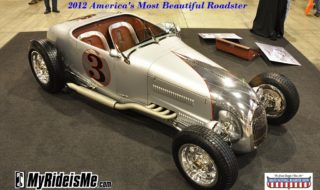 2012 America's Most Beautiful Roadster Winner