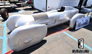 Frank Lockhart's Slick Speedster Reborn