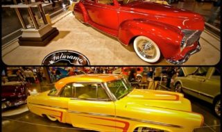 Norcal's Best Hot Rods & Custom Car Shows 1st Half