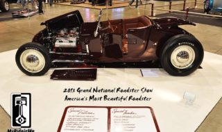 Winner: 2013 America's Most Beautiful Roadster
