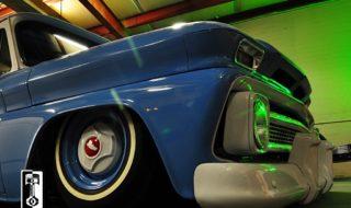 Dino's Chevy Truck 'Git Down