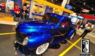 Best of SEMA 2013 #2 – 1940 Ford Hot Rod Pickup