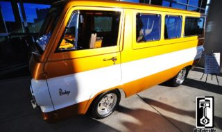 Custom Vans Make a Statement at SEMA Show 2013