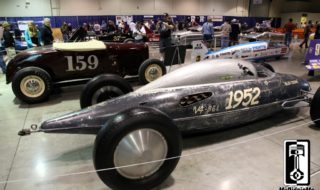 Bonneville at 2014 GNRS – 80 Record Setting Race Cars