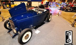 2014 Grand National Roadster Show AMBR competitor looked to history for inspiration