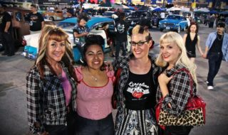 Gasoline Girls Take On VLV 2011