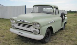 1958 Chevy Apache – Brand New?