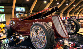 2010 America's Most Beautiful Roadster?