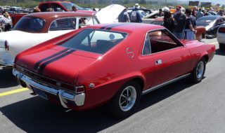 The Under-loved and Under-appreicated AMC AMX