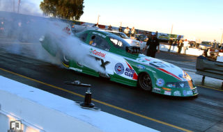 Ashley Force-Hood Video Preview: 2010 NHRA Season