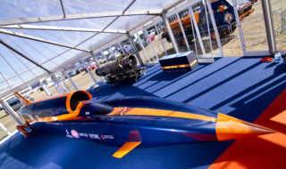1000 mph Car: Bloodhound SSC