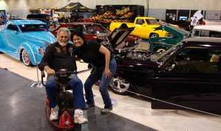 Fresno Autorama:  Kathy's Comet and Friends