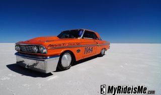 Bonneville Speed Week 2010 – First Look