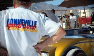 Heating up at Speedweek 2011 – Bonneville Salt Flats