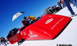 More Speedweek 2011 at Bonneville Salt Flats