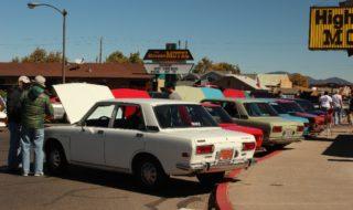 Classic Datsun Car Show Winners