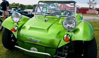 A Ride for Everyone at the Carlisle Import and Kit Car Nationals