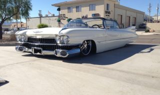 Another Sic-Custom 1959 Cadillac