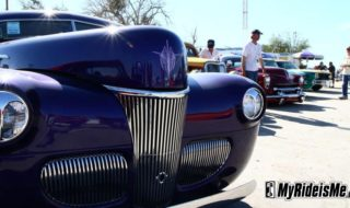 Crazy Customs at Winfield Watson Car Show