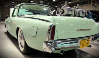 Custom Studebaker Hauls More Than a Kart