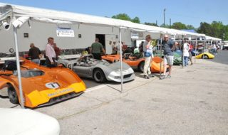 The Walter Mitty: Irresistible to Historic Race Cars Fans