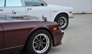 One Man, Two Datsuns: 510 Wagon & Fairlady 280Z