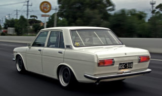 Datsun 510 Nickel + Dime = 1 Blast to Drive