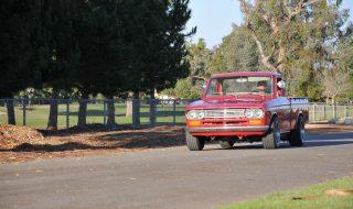 Not Your Ordinary Gardening Truck – KA24DE 1969 Datsun 521 Truck
