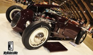 America's Best Hot Rod – Ridler or AMBR? Choose and Win