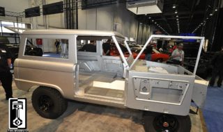 SEMA 2012 Best Product #7 – Early Bronco Rust Solved