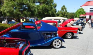 Edelbrock's Rev'ved up Car Show for Charity