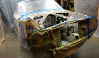 1960 Ford Falcon: 8 Days to Go – Primer