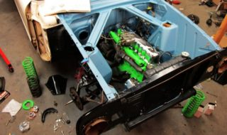 1960 Ford Falcon: 12 Hours to Go!