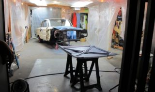 1960 Ford Falcon: 5 Days to Go – Unmasked