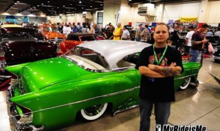 Jake's Road Savage 1954 Chevy Bel Air Custom