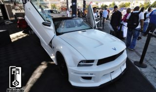 SEMA 2012 – Cool Rides #10 – GAS Mustangs and More