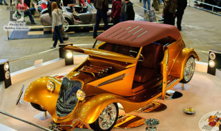 Elite 6 Hot Rods and Customs at NorthEast Car Show